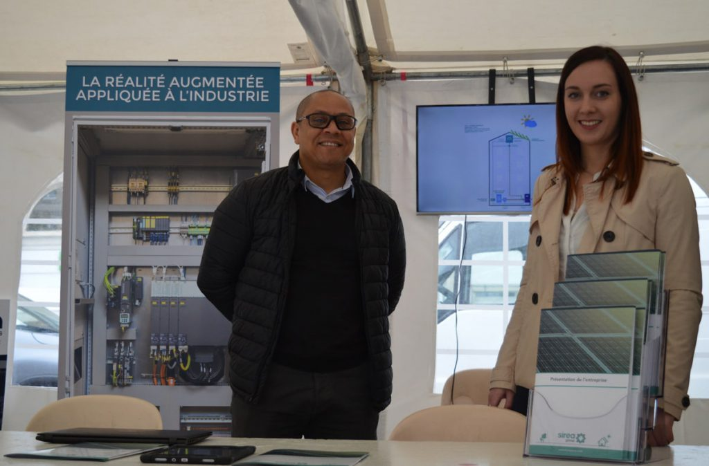 Sirea au showroom de l'industrie 2017 à Castres