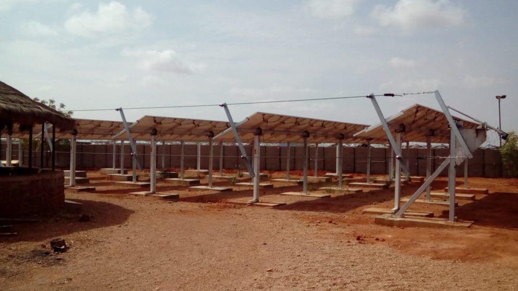 Panneaux photovoltaïques WFP Dolo Ado
