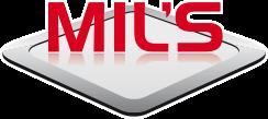 Logo Mil's