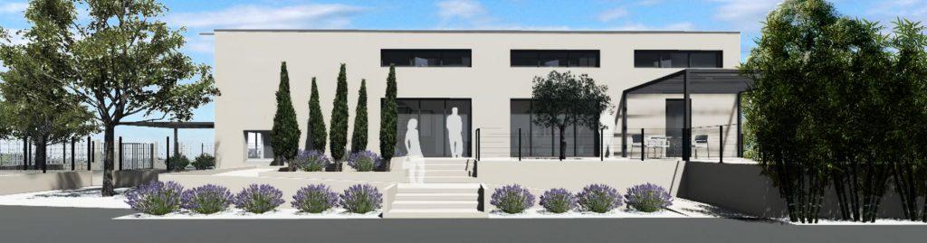 La Villa du Cleantech Booster à Aramon