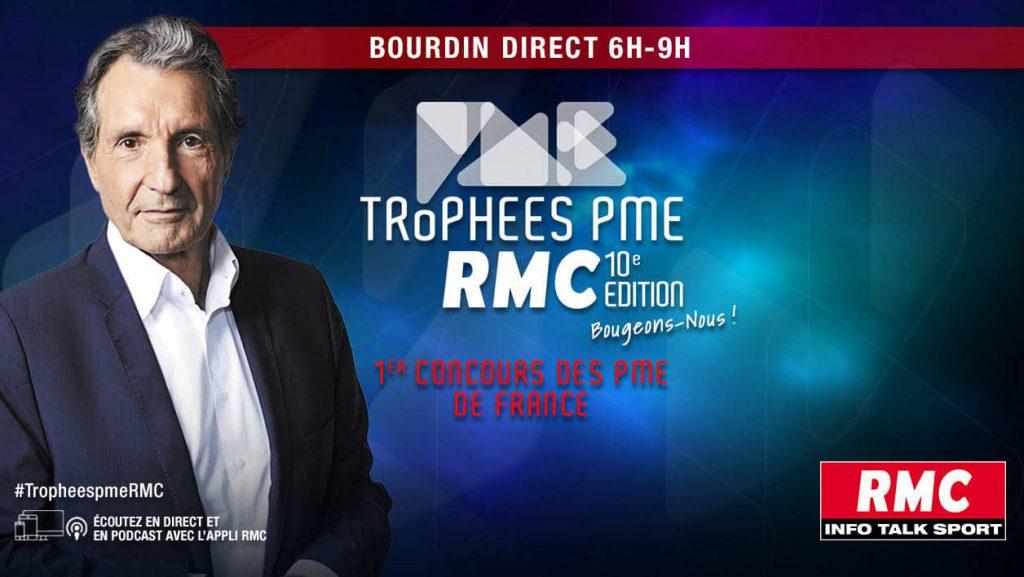 Trophée PME RMC 2019