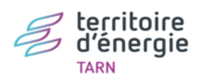 Logo Territoire d'Énergie Tarn
