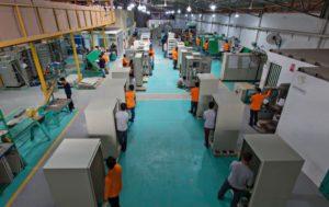 ATS Cambodia factory