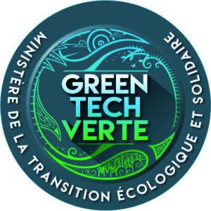 Logo GreenTech Verte