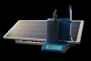 Système autonome solaire AURA par Solea