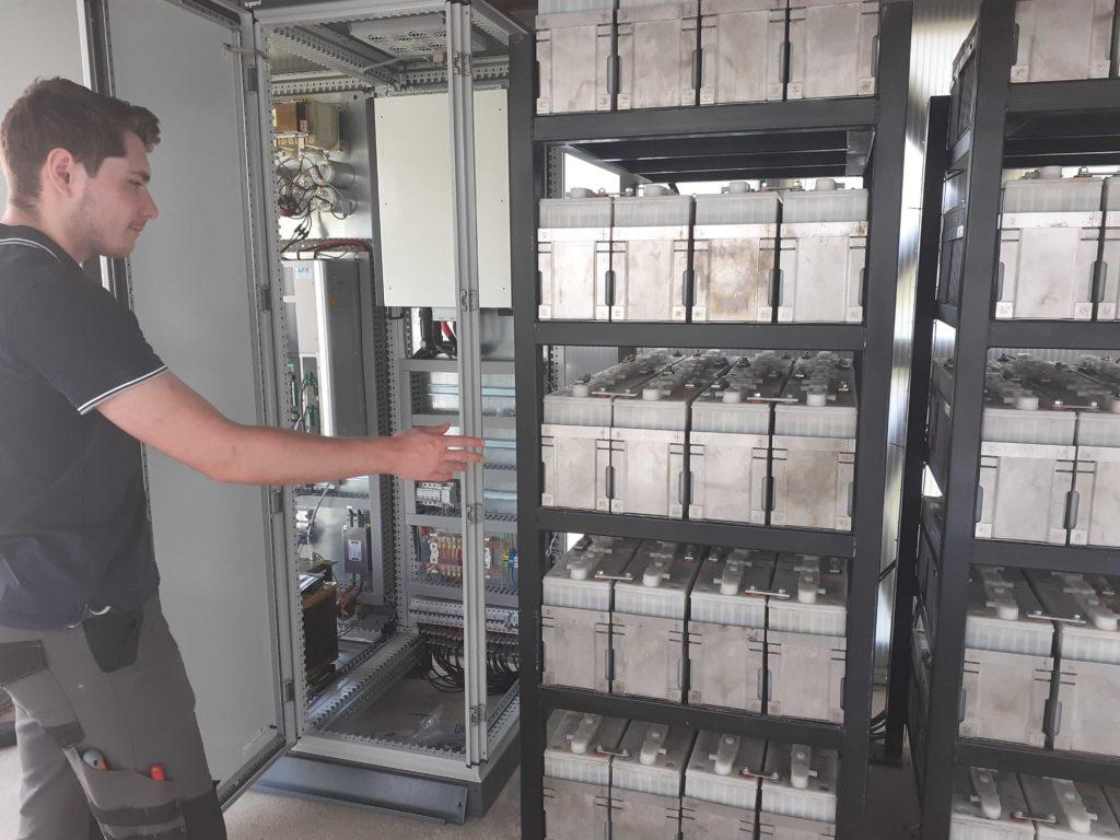 Adrian Marcato local batteries Sirea